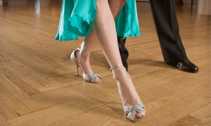 Queen City Ballroom - South Park: Dance-Training Package for One, or Three Private Dance Lessons at Queen City Ballroom (Half Off)