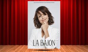 """DH Management: 2 places en placement libre pour le spectacle """"La Bajon"""", le jeudi25 janvier 2018 à 20h à 35 € au K à Tinqueux"""