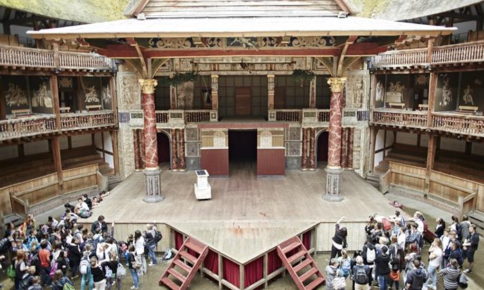 Shakespeare S Globe Tour  October