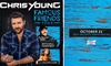 Chris Young – Up to 52% Off Country Concert
