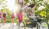 CT Moms Get Fit - Multiple Locations: $42 for One Session for Stroller Boot Camp at CT Moms Get Fit ($84 Value)