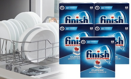 $49.95 for 340 Finish Powerball Classic Dishwashing Tablets