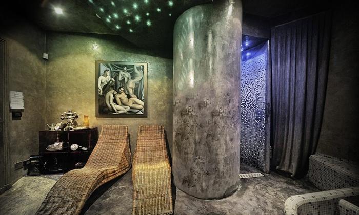 Bagno Turco Torino : Percorso hammam con massaggio aloè groupon