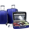 Traveler's Choice Toronto Hardside Spinner Luggage Set (3-Piece)
