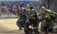 Day of Paintball for Up to 20 at Nationwide Paintball UK