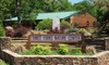 The Lodge at Sequoyah State Park - Hulbert, OK: 1- or 2-Night Stay for Two at The Lodge at Sequoyah State Park in Hulbert, OK. Combine Up to 4 Nights.
