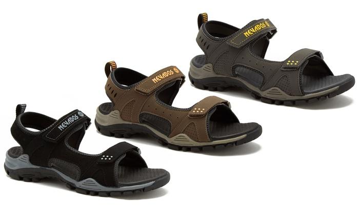 Groupon Goods: Nevados Men's Comfort River Sandals ...