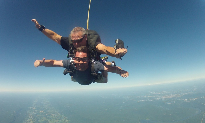 The Skydiving Company - Up To 48% Off - Madisonville, TX