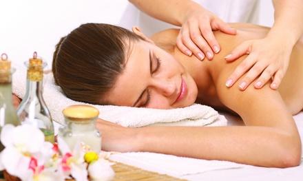 Pause détente avec un modelage du corps aux huiles relaxantes d1h à 29,99 € à linstitut Rev&Zen