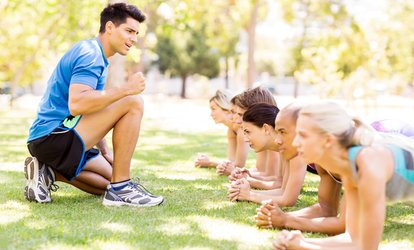 Three, Eight or 12 Bootcamp Sessions with Ultimate Fitness Services (Up to 51% Off)