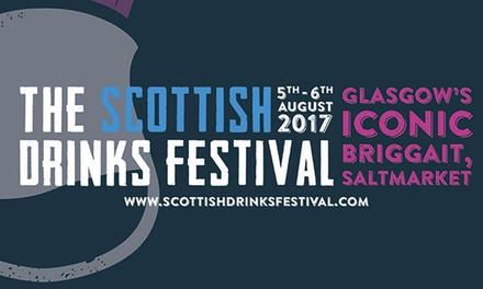The Scottish Drinks Festival at The Briggait