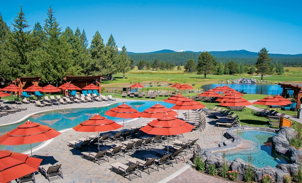Sunriver Resort - Premium Collection: 4-Star Oregon Resort