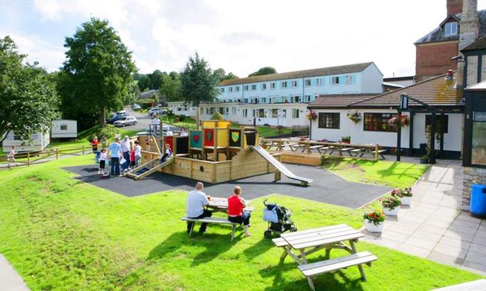 Ste Devon Valley Holiday Village In Devon Groupon Getaways