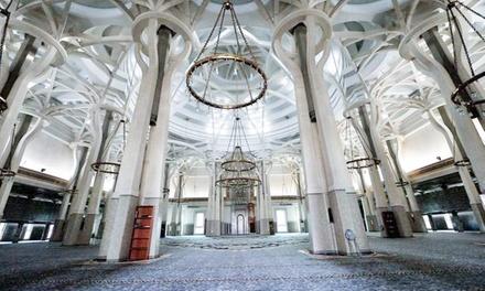 Visita guidata alla Moschea di Roma