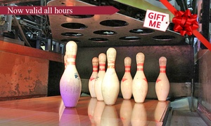 Rosemount Bowl: Game of Tenpin Bowling + Shoe Hire for One ($10), Four ($35) or Six People ($52) at Rosemount Bowl (Up to $90 Value)