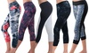 Jala Clothing Women's Capri Pants: Jala Clothing Women's Capri Pants