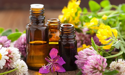 One or Two Four-Hour Essential Oil Blending Workshops at NewVision Natural Health (Up to 48% Off)