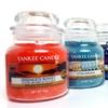 Yankee Candle Six Small Jars
