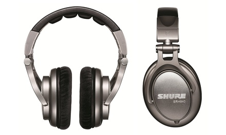 Shure SRH940 Headphones With Free Delivery