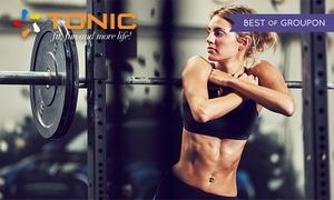 Tonic Fitness Club: Tonic Club, il primo fitness network italiano - Fino a 12 mesi di abbonamento in una delle 11 sedi (sconto fino a 69%)