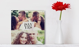 Up to 75% Off Canvas Print from Photobook Canada  at Photobook America, plus 6.0% Cash Back from Ebates.