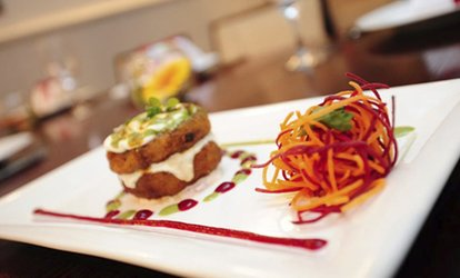 image for Three-Course All-You-Can-Eat Buffet Lunch for Two or Four at 4500 Miles to Delhi - Oxford (Up to 52% Off)