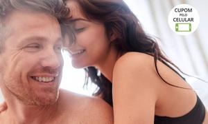 Seducione: Curso de massagem sensual + workshop de striptease (opção com personal sex trainer) no Seducione – Contagem