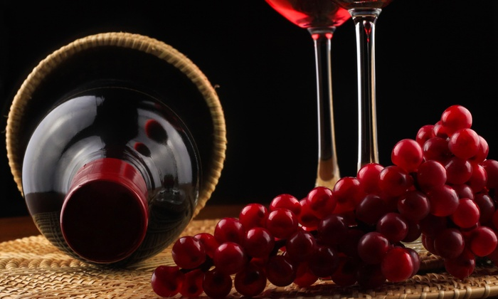 Four Sisters Winery - Matarazzo Farms: Up to 50% Off Wine & Cheese Platter for 2 or 4 at Four Sisters Winery