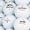 50 palline da golf riciclate