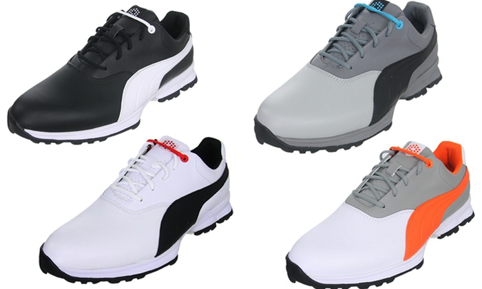 Puma Ace Men's Golf Shoes   Groupon Goods