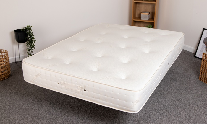 Cashmere 5 Comfort Zone Spring Foam Mattress for £85