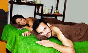 Salon Olivka w Babka Tower: Luksusowy pakiet spa z użyciem naturalnych składników za 159,99 zł i więcej opcji w salonie Olivka w Babka Tower