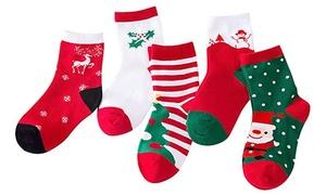 Chaussettes de Noël pour enfant