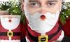 ChristmasPrintNeck Gaiter Face Mask