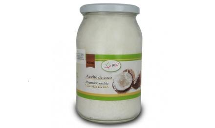 Aceite de coco de 900ml Virgen Extra por 12,99 € (24% de descuento)