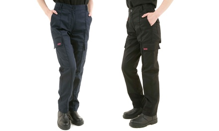 Women's Site King Cargo Work Trousers