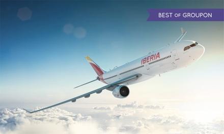 Iberia Plus: Vuela con Avios y consigue noches de hotel o coches de alquiler con hasta el 65% de descuento