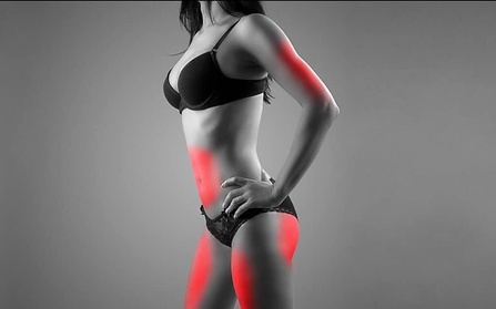 One or Two Sessions of LED RedLight Treatments w/ Unlimited Full-Body Vibrations at Laser Lipo (Up to 95% Off) d1bc6882-cfed-403b-86a3-46467a8661a0