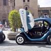 Tour en coche eléctrico