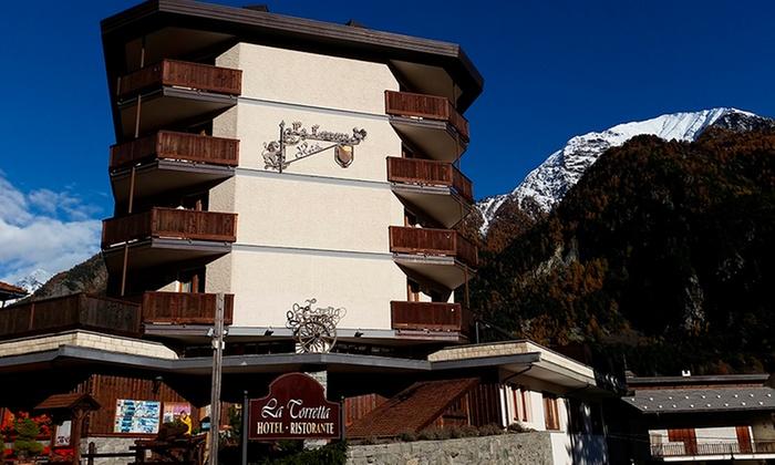 Groupon Hotel Valle D Aosta