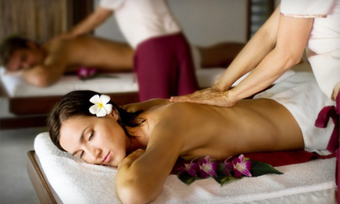 Cardinal Massage - Lyndon: $189 for a Two-Hour Spa Getaway for Two with Hors d'Oeuvres, Facials, and Massages at Cardinal Massage ($400 Value)