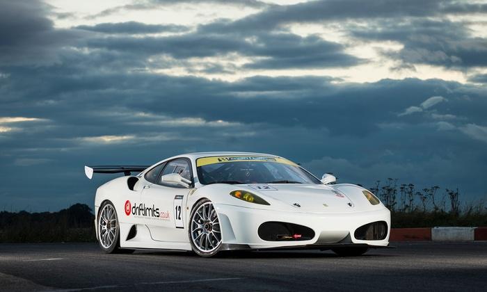 14 Lap Ferrari F430 Experience ...