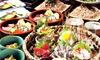 福岡県/博多駅前 ≪九州の鮮魚盛など料理長厳選コース8品+飲み放題120分≫