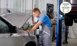Lava Cars: Lava Cars – Jd. Portugal: alinhamento, 4 balanceamentos, diagnóstico de freios e suspensões (opção com rodízio e óleo)