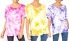 Camiseta Tie-Dye QED London