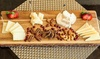 Mezze Restaurant & Bar - Hell's Kitchen: Mediterranean Cuisine for Two or Four, Valid Monday-Wednesday at Mezze Restaurant & Bar (Up to 44% Off)