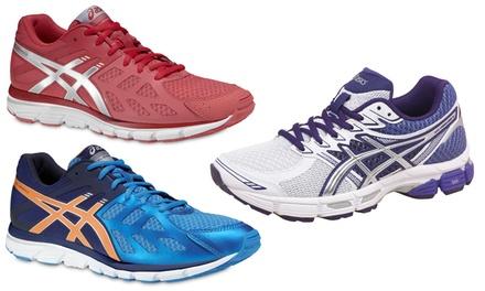 Chaussures de course pour homme et femme Asics, 2 modèles au choix avec livraison offerte