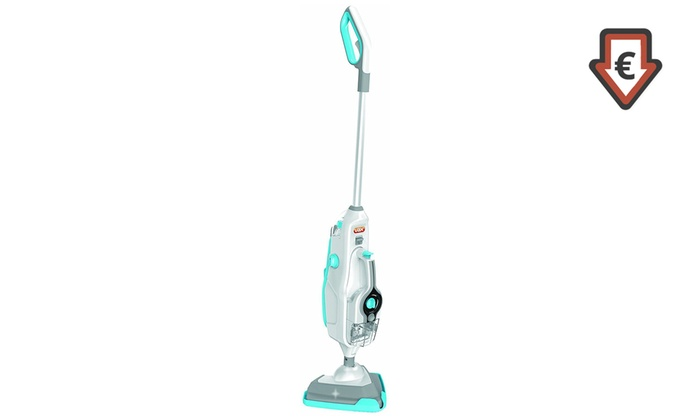 Groupon Goods Global GmbH: Vax Steam Fresh Combi 15-in-1 Multifunction Steam Cleaner With Free Delivery