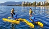 Up to 25% Off Water-Bike Rental from BC Water Bikes