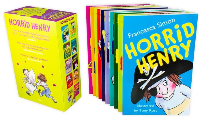 Horrid Henry Book Sets | Groupon Goods
